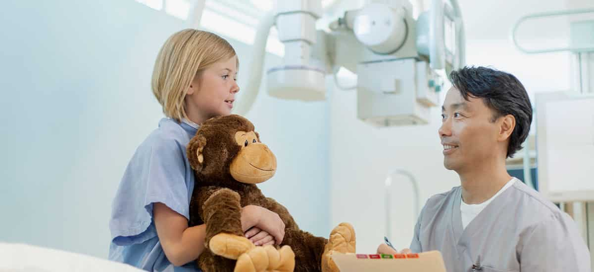 Pediatric Radiologist Raleigh, NC