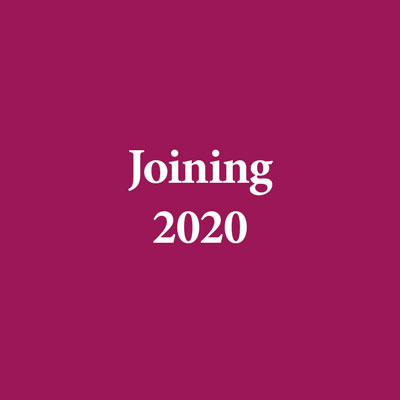 Joining 2020